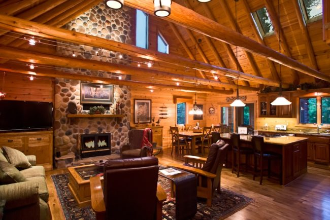 How to Elegantly Style a Log Home Ideas - Cabin Design and ... Ideas For Cabin Design on bunkhouse design ideas, cabin fireplace designs, camping design ideas, hut design ideas, timber frame design ideas, cape cod design ideas, trailer design ideas, tiny house design ideas, well house design ideas, small modern house design ideas, lake design ideas, basement design ideas, early american design ideas, cabin furniture, modular home design ideas, pop up camper design ideas, town home design ideas, bedroom design ideas, livestock brand design ideas,